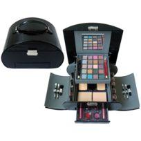 Gloss - Coffret cadeau coffret maquillage mallette de maquillage Fashion Beauty - 49pcs