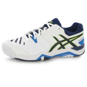 info for 643ba c3c2b Asics Gel Challenger 10 Blanc - Chaussures Tennis Homme GH8HUA1Z -  destrainspourtous.fr