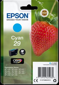 EPSON Cartouche d'encre - Fraise Claria Home - Cyan