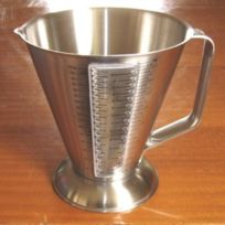 Lacor - Pot Mesureur Inox 1,6 Litre Avec Fenêtre