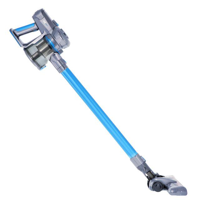 Aspirateur balai 2 en 1 E.ziclean Cyclomax air Xpert Bleu