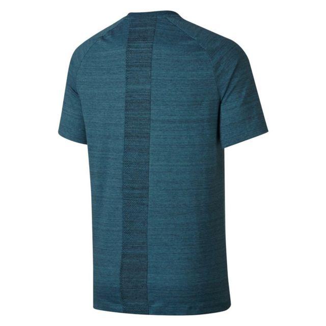 Nike Tee shirt Sportswear Advance 15 Top 885927 407 Bleu