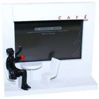 Cp - 79828 - Ameublement Et DÉCORATION - Cadre Photo - CafÉ - 15X10 Cm