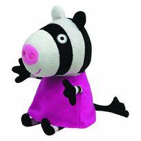 Giochi - Peppa Pig - Peppa Peluche Zoé Zebra