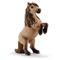 Schleich - Figurine cheval : Mini hongre poney Shetland