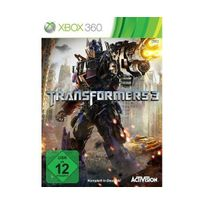 Activision - Transformers 3 : dark of the moon import allemand