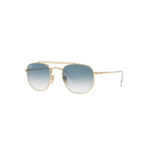 16505180b7c532 Ray-Ban - Ray Ban Marshal Rb 3648 001 3F - Lunettes de soleil mixte ...