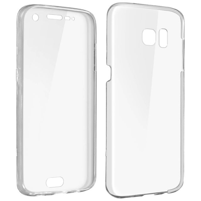 coque silicone transparent galaxy note 4