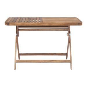 alin a youk table de jardin pliante en acacia huil 2 4 places pas cher achat vente. Black Bedroom Furniture Sets. Home Design Ideas