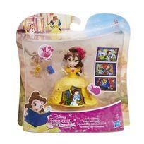 Hasbro - Disney Princesse - Mini princesses Disney robe tournante