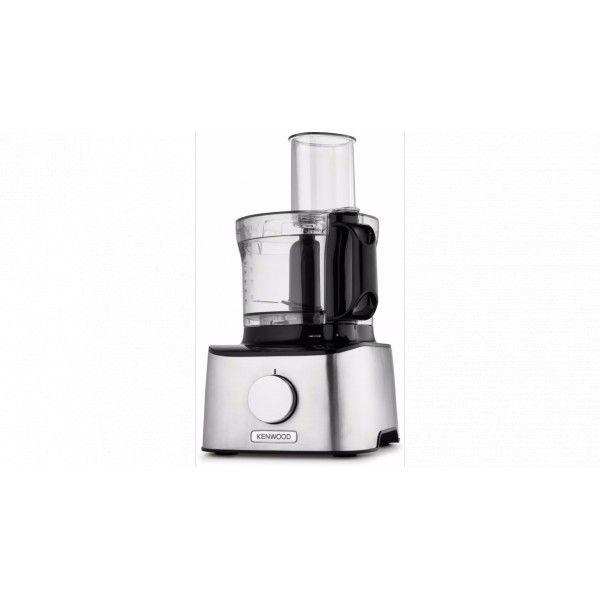 kenwood robot de cuisine multipro compact fdm301ss achat robot multifonction. Black Bedroom Furniture Sets. Home Design Ideas