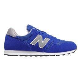 b55ac9073bf New Balance - Chaussures Ml 373 bleu gris - pas cher Achat   Vente Baskets  homme - RueDuCommerce