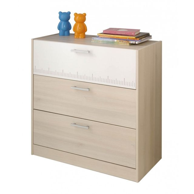 Altobuy Willy - Commode 3 Tiroirs