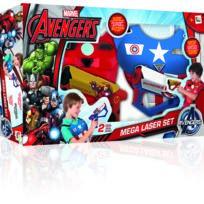 MARVEL - AVENGERS - Set Méga Laser - 390119