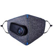 070d4492cd467 Xiaomi - Masque de anti-buée et anti-poussière avec ventilateur électrique  pour adulte