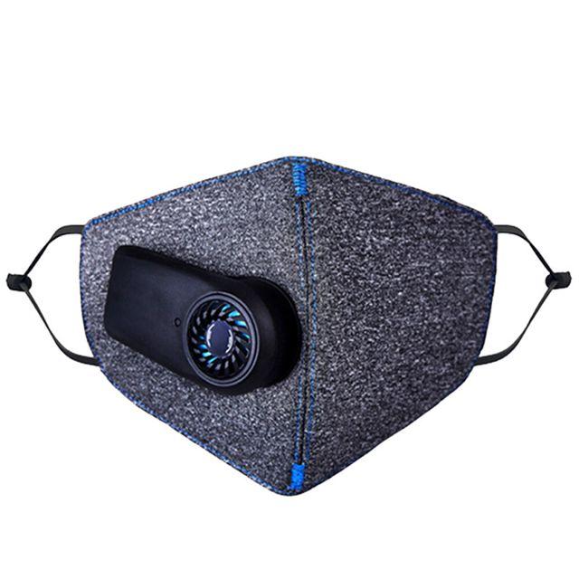 masque anti poussiere electrique