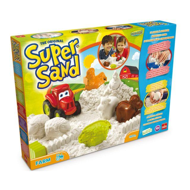 Goliath Moulage Super Sand : Ferme