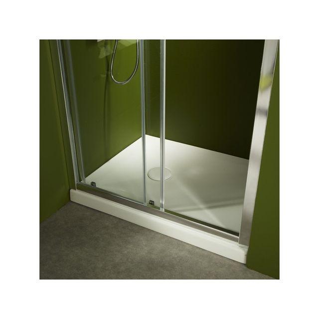 planetebain receveur de douche 80x80 blanc poser en gr s pas cher achat vente receveur. Black Bedroom Furniture Sets. Home Design Ideas