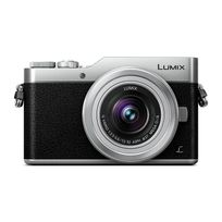 PANASONIC - Appareil photo Hybride - Lumix GX800 Silver