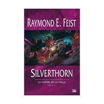 Bragelonne - La Guerre de la Faille, tome 2 : Silverthorn