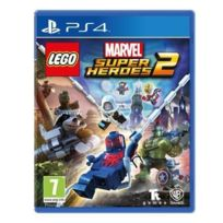 WARNER BROS - Jeu PS4 LEGO MARVEL SUPERHEROES 2