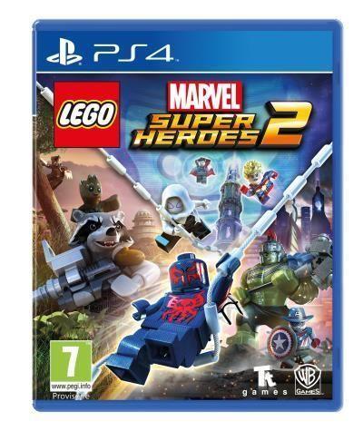 WARNER BROS Jeu PS4 LEGO MARVEL SUPERHEROES 2 Jeu PS4 LEGO MARVEL SUPERHEROES 2