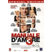 Filmauro - Manuale D'AMORE 3 SPECIALE Edition, SPECIALE Edition IMPORT Italien, IMPORT Dvd - Edition simple