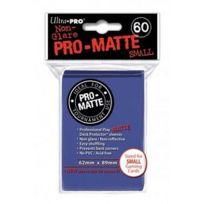 Ultra Pro - 330626 - Jeu De Cartes - Housse De Protection - Pro-matte - Bleu - Petit - D10