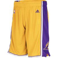 Adidas - Short Nba Swingman L.A. Lakers