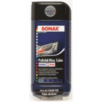 Sonax - Polish & Wax Color Nano Pro bleu 0,5 L - 02962000