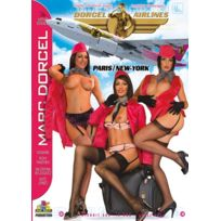 Marc Dorcel - Dorcel Airlines 02 : Paris/New-york