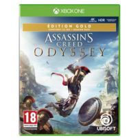 Assassin's Creed Odyssey Édition Gold - Jeu Xbox One