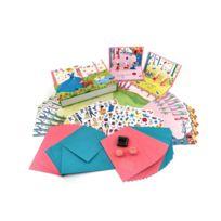 Teo & Zina - Ma boîte à carte princesses