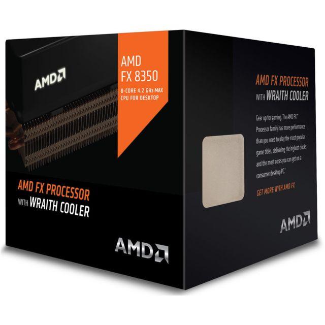 AMD - FX8350 WRAITH COOLER