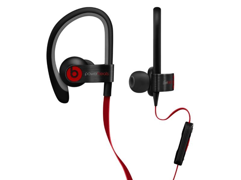 Ecouteurs - Noir et rouge - Powerbeats 2