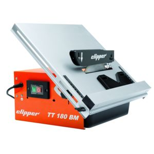 Norton clipper scie de carrelage tt180 bm 180 mm 1 disque diamant 70184625699 pas cher - Disque coupe carrelage 180 mm ...