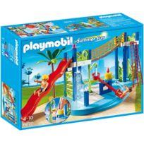 PLAYMOBIL - Aire de jeux aquatique - 6670