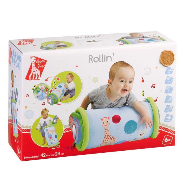 VULLI - Jouet d'éveil - Rollin rouleau d'éveil - 240117