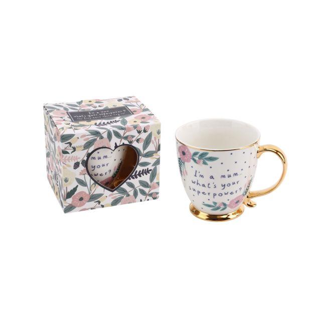 Generic 'i'm Cgb Mum A Mug Your What's Giftware Maman CxWdBore