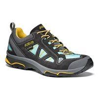 Asolo - Chaussures Megaton Gv Gtx gris bleu jaune femme