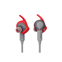 JABRA - Sport Coach Wireless - Ecouteurs Sport sans fil Bluetooth avec coaching audio intelligent - Rouge