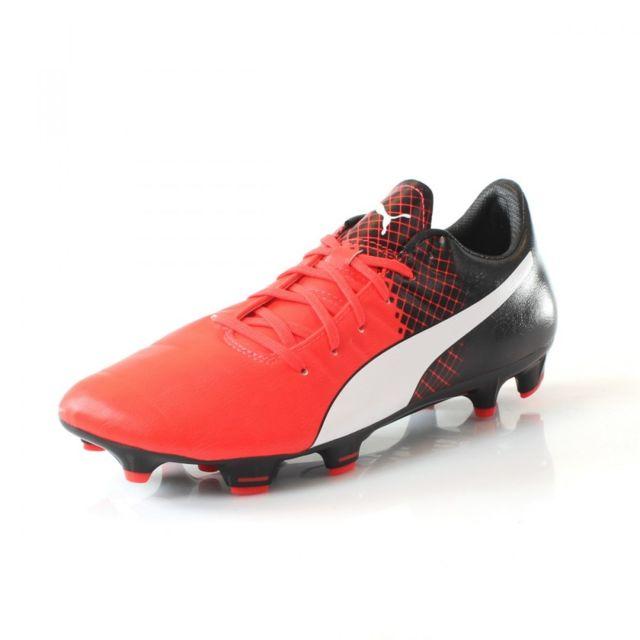 innovative design d0884 2acf0 Puma - Chaussures de Football Evopower 3.3 Fg - pas cher Achat   Vente Chaussures  foot - RueDuCommerce