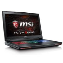 MSI - GT72VR 6RE-272FR Dominator Pro - Noir