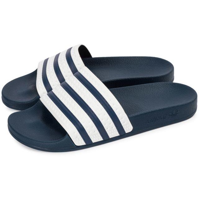 promo code 4134c 86a56 Adidas originals - Adilette Bleu Marine