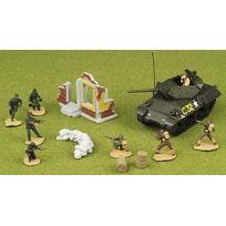 Unimax - Vehicule Miniature Us M10 Destroyer+SOLDATS44/72 85078