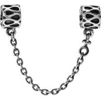 Pandora - Charm Chaine de sécurité Vague Argent - 790315