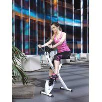 Ion Fitness - Tron Fi012 vélo d'appartement pliable