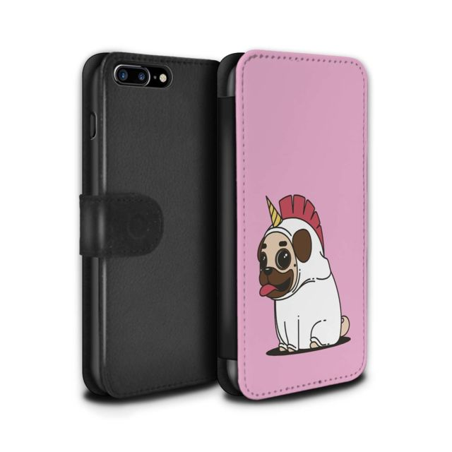 coque iphone 7 pug
