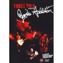 Ze-shop - Jane'S Addiction : Three Days