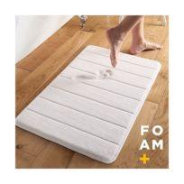 totalcadeau tapis pour salle de bain mousse viscolastique antiglisse antidrapant - Antiderapant Salle De Bain